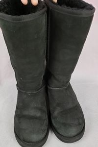 Ugg Australia Boots Size W5 Black